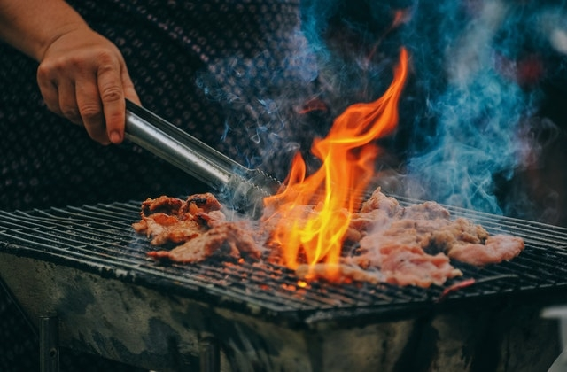 Nostalgia — An Unforgettable Barbeque Party